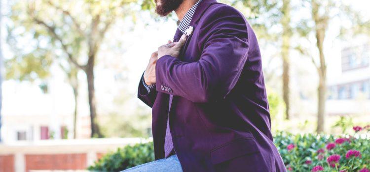 Wygoda i elegancja – sportowa męska marynarka